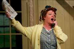 Uxbridge Music Hall Noises Off Cathy Kristof director
